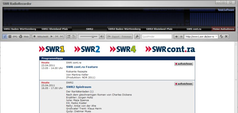 Radiorecorder Download Kostenlos